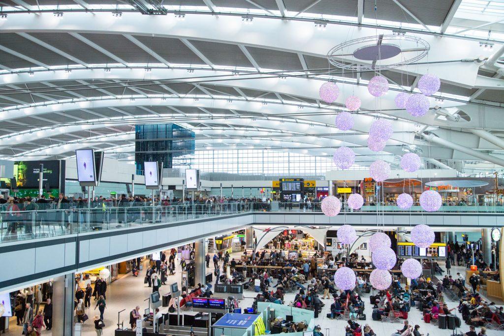 Kesibukan Rutin Chiang Rai International Airport Bangkok Thailand