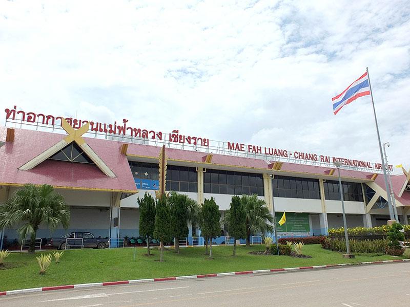 Membeli Tiket Pesawat dari Bandara Internasional Chiang Rai