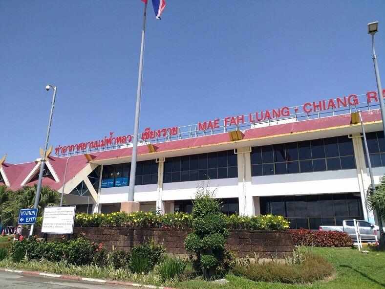 Ulasan Singkat Mengenai Chiang Rai International Airport