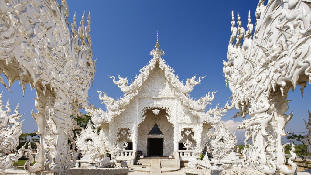 Distrik Chiang Rai Bangkok Thailand